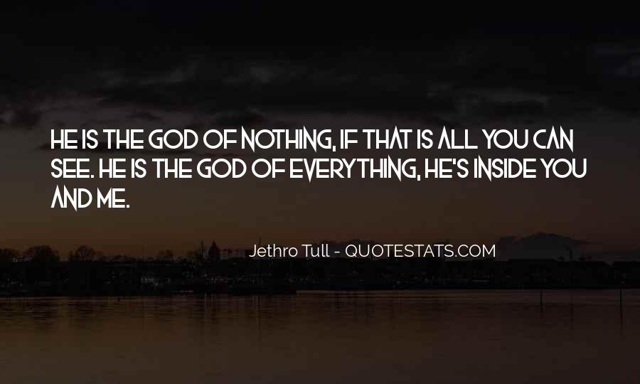God See Everything Quotes #70090