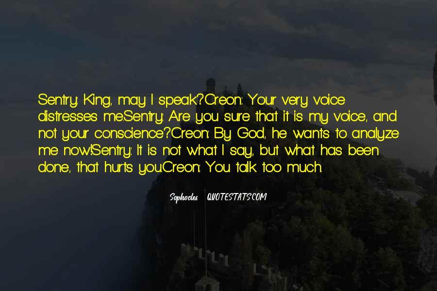 God Speak To Me Quotes #111816