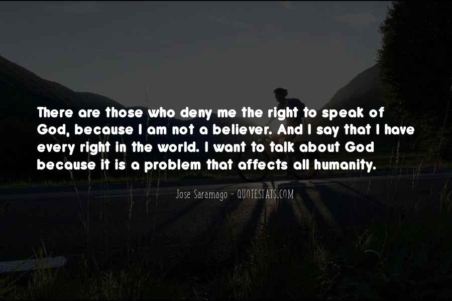 God Speak To Me Quotes #1311687