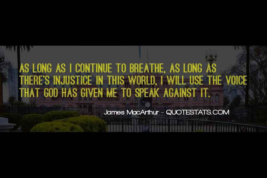 God Speak To Me Quotes #151664