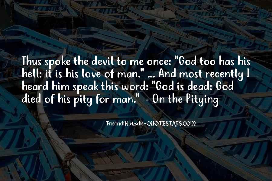 God Speak To Me Quotes #1769011
