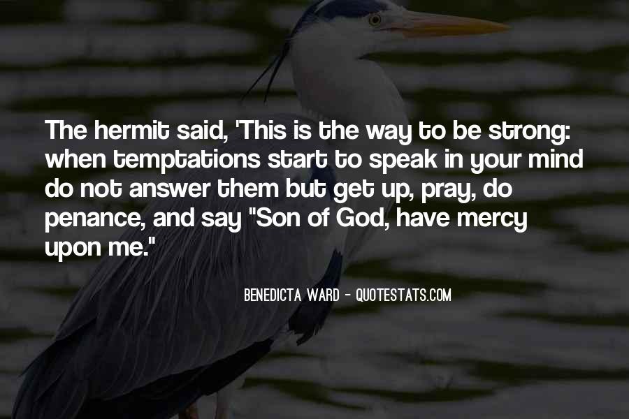 God Speak To Me Quotes #300469