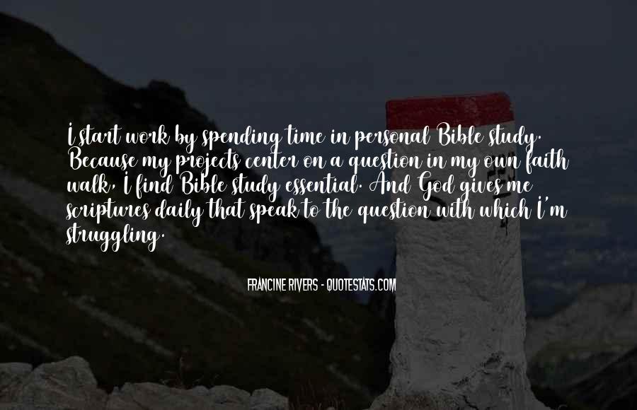 God Speak To Me Quotes #30429