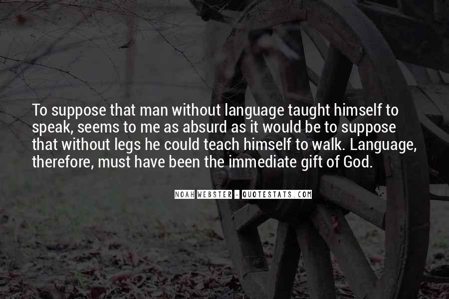 God Speak To Me Quotes #330361