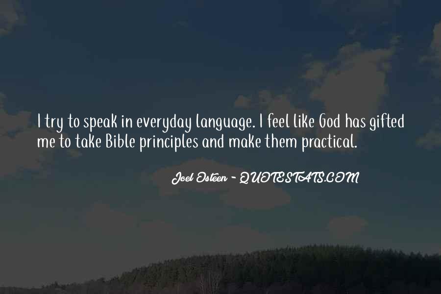 God Speak To Me Quotes #352525