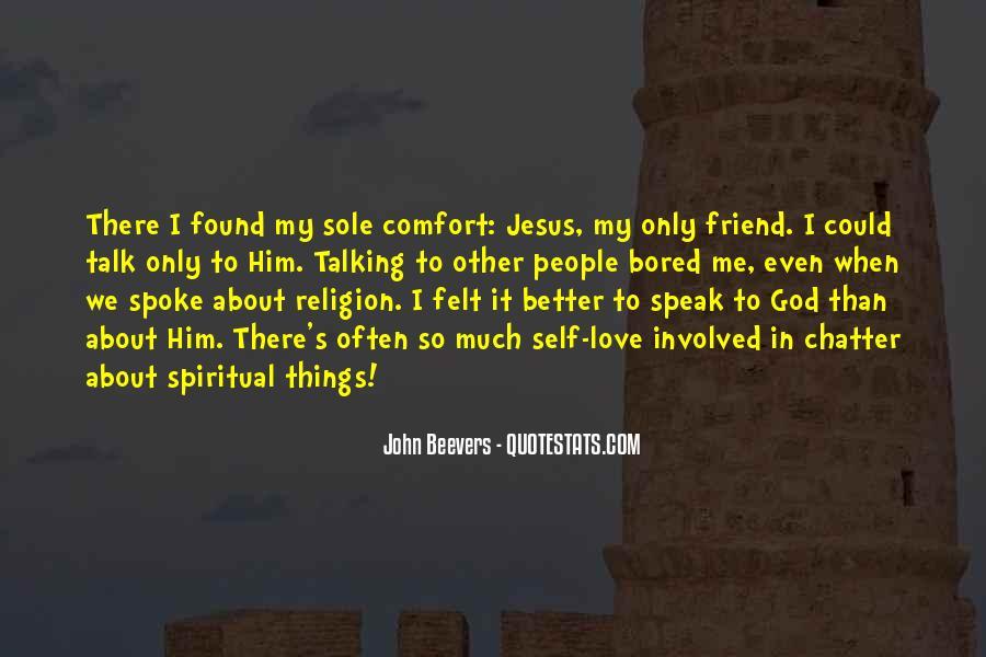 God Speak To Me Quotes #367340