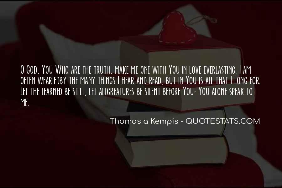 God Speak To Me Quotes #486269