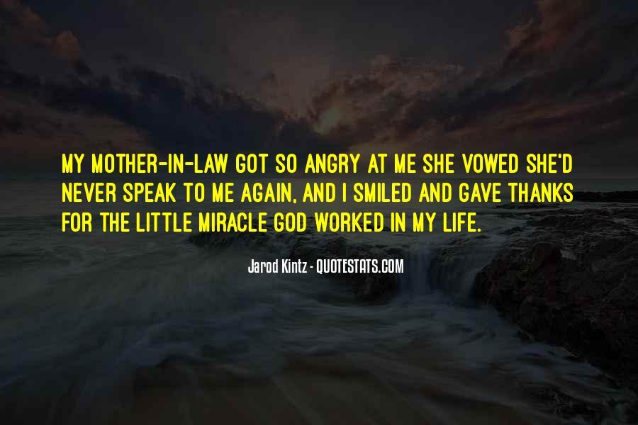 God Speak To Me Quotes #630170
