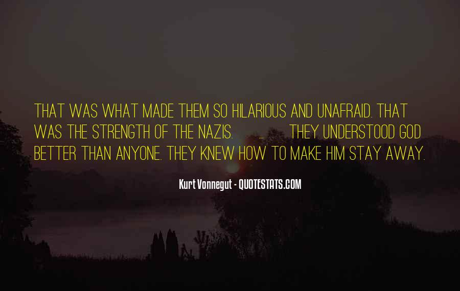 God Strength Quotes #102980