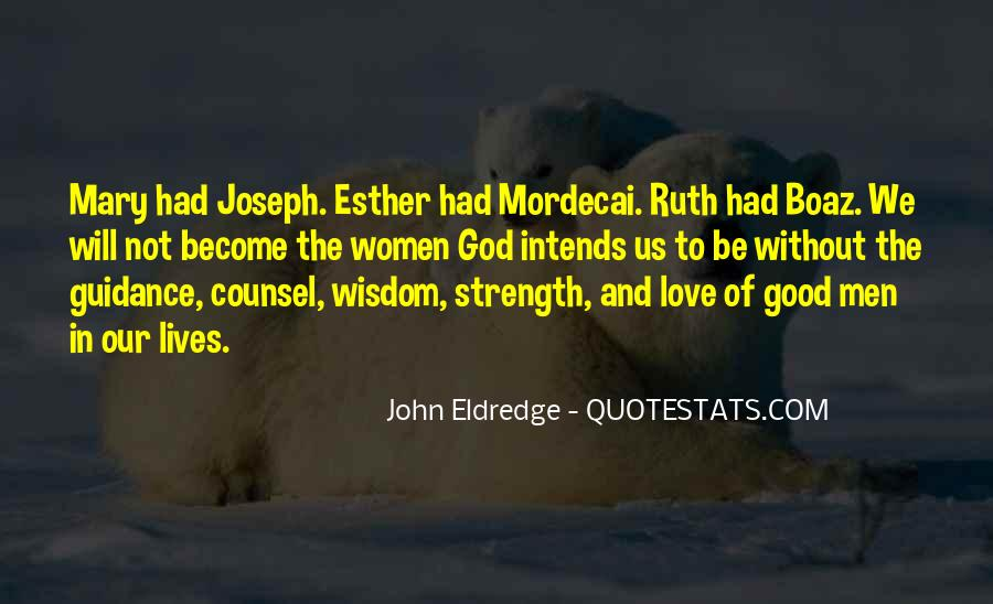 God Strength Quotes #144926