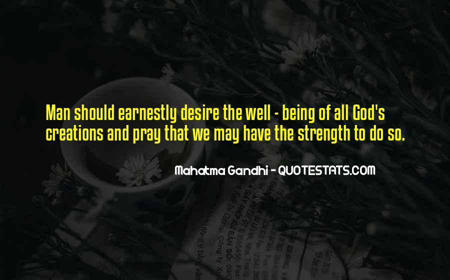 God Strength Quotes #171714