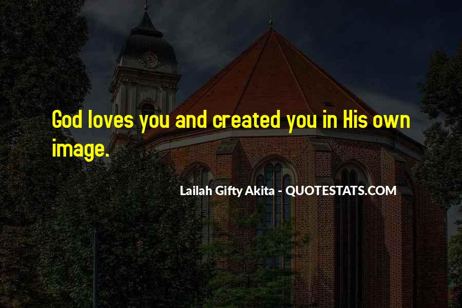 God Strength Quotes #210254