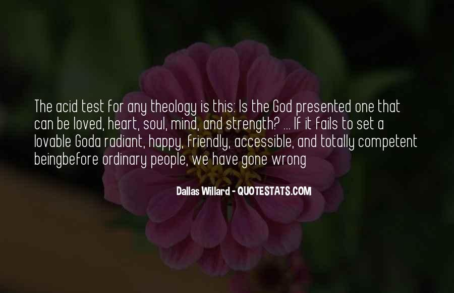 God Strength Quotes #222913