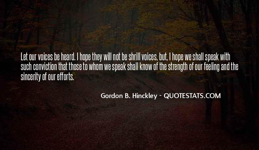 God Strength Quotes #34717