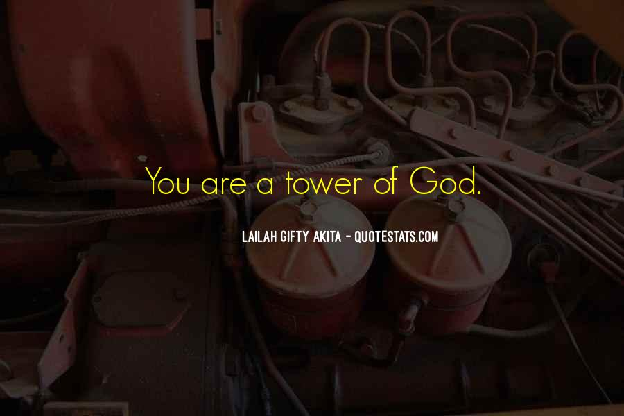 God Strength Quotes #7114