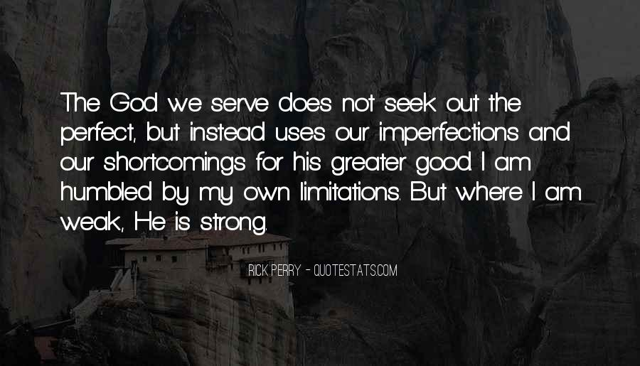 God Strength Quotes #83267