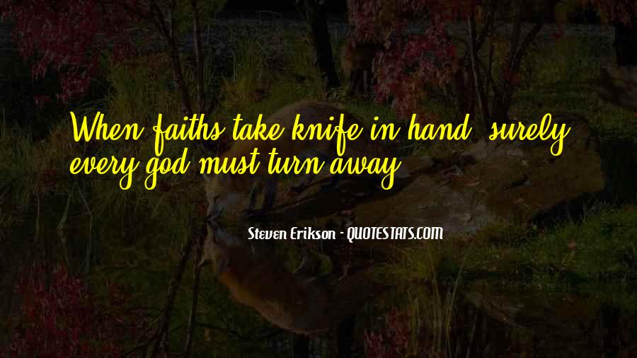 God Take My Hand Quotes #446264