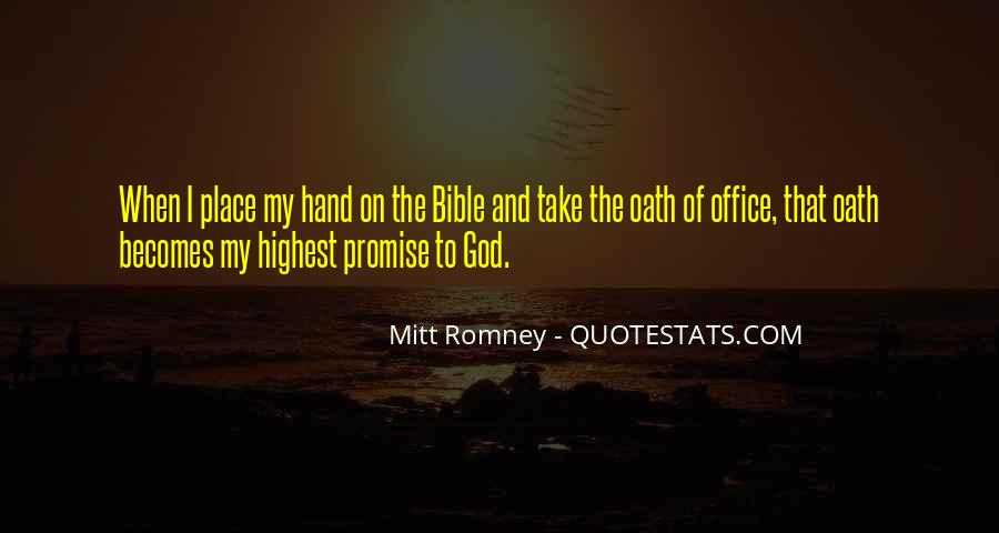 God Take My Hand Quotes #528288