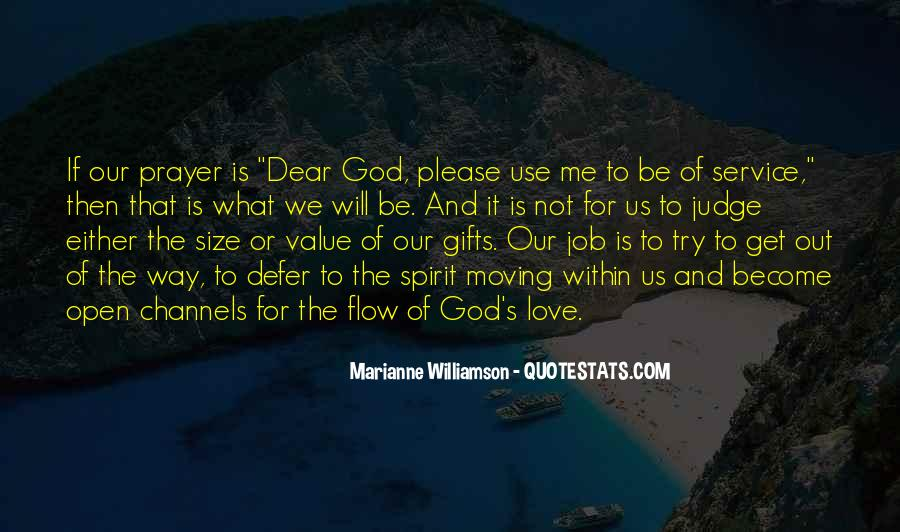 God Use Me Quotes #1008014