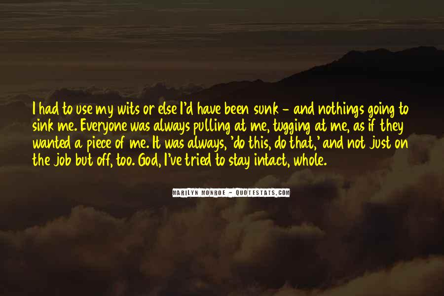 God Use Me Quotes #1096034