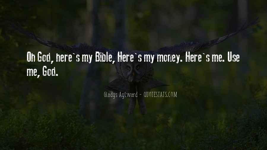 God Use Me Quotes #280423