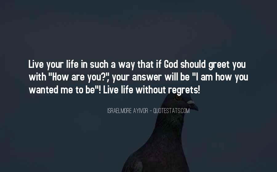 God Use Me Quotes #289537