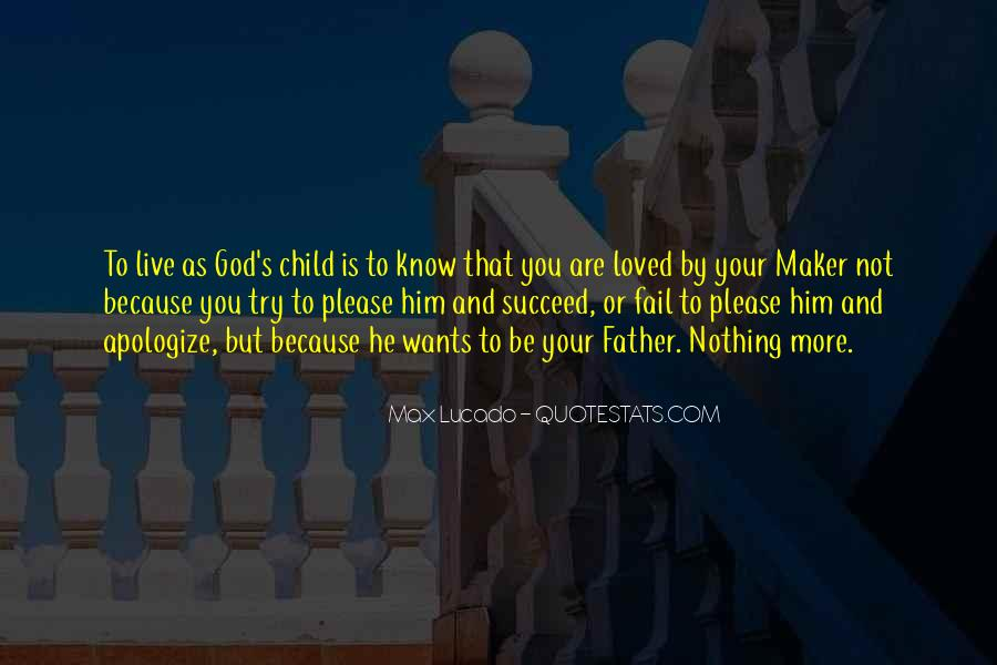 God Wants Quotes #139135