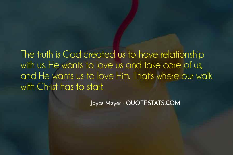 God Wants Quotes #143991