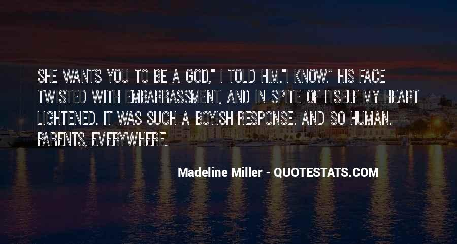 God Wants Quotes #54060