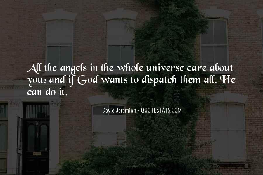 God Wants Quotes #83344