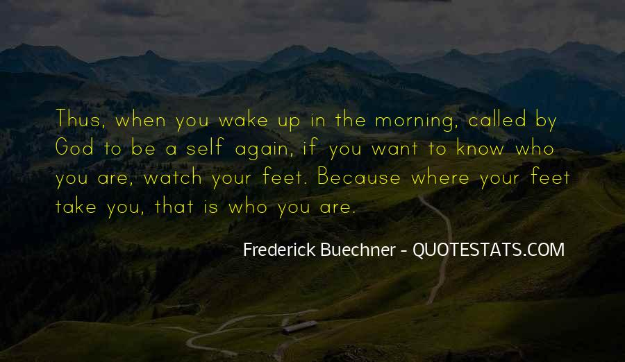 God Watch Over Me Quotes #101011