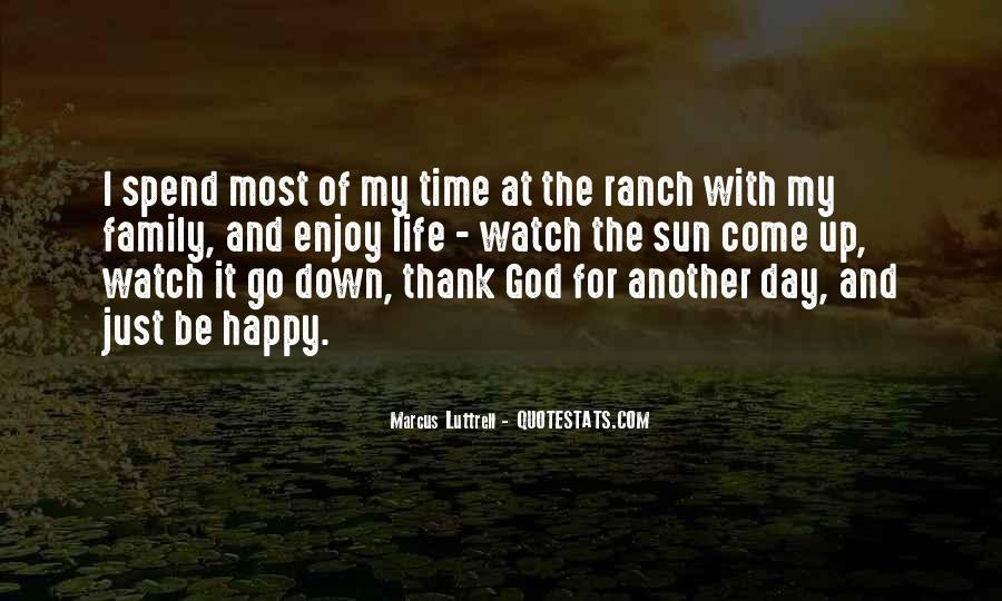God Watch Over Me Quotes #106214