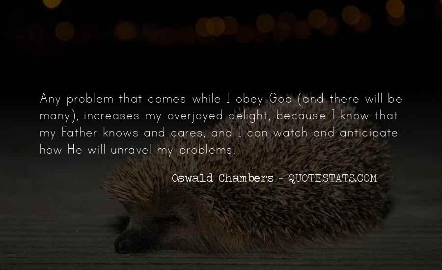 God Watch Over Me Quotes #456184