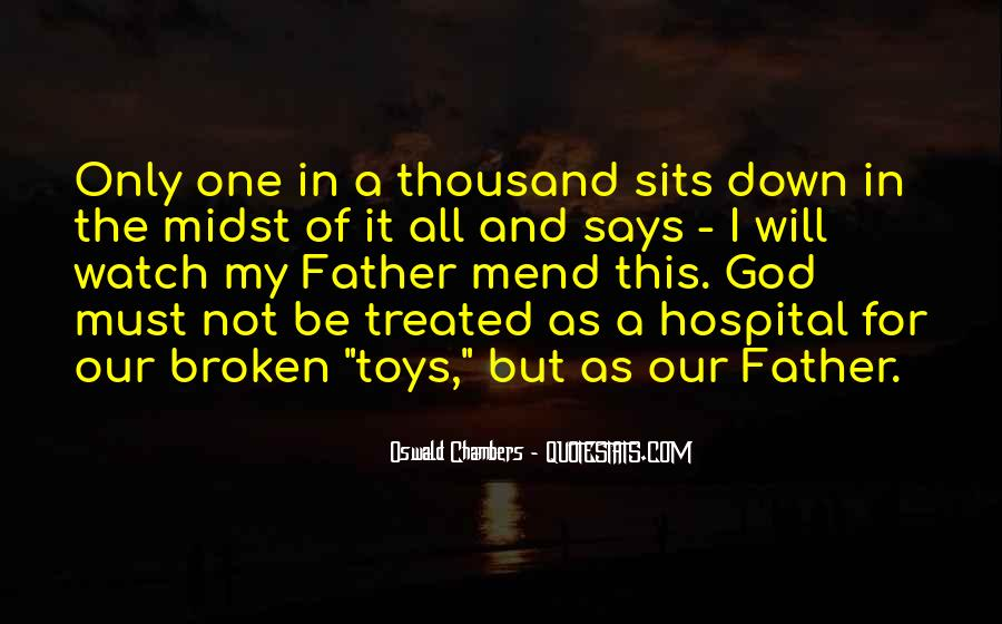 God Watch Over Me Quotes #495165