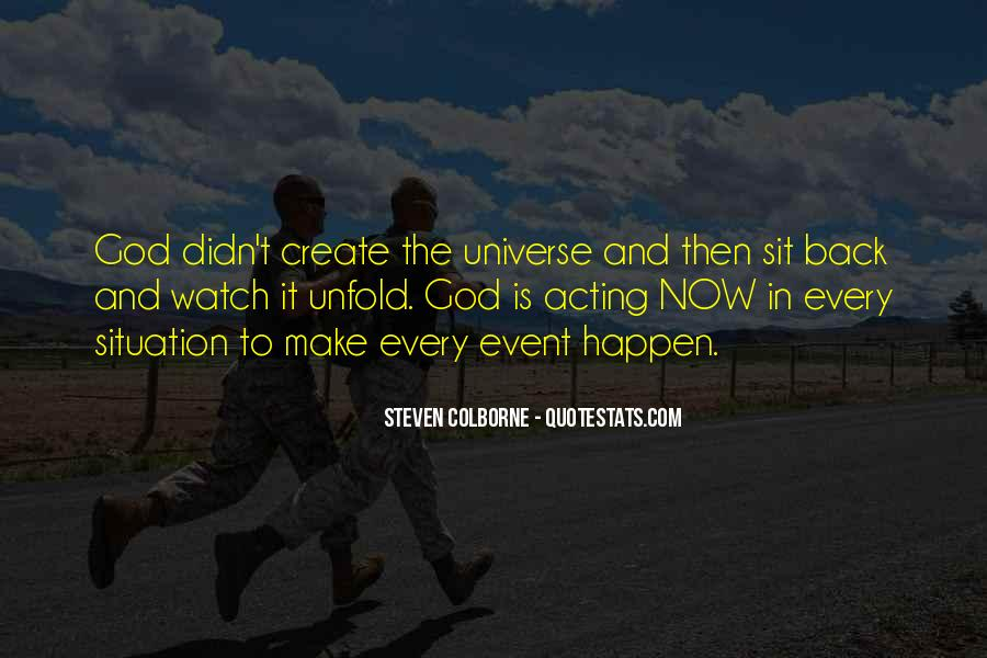 God Watch Over Me Quotes #95861