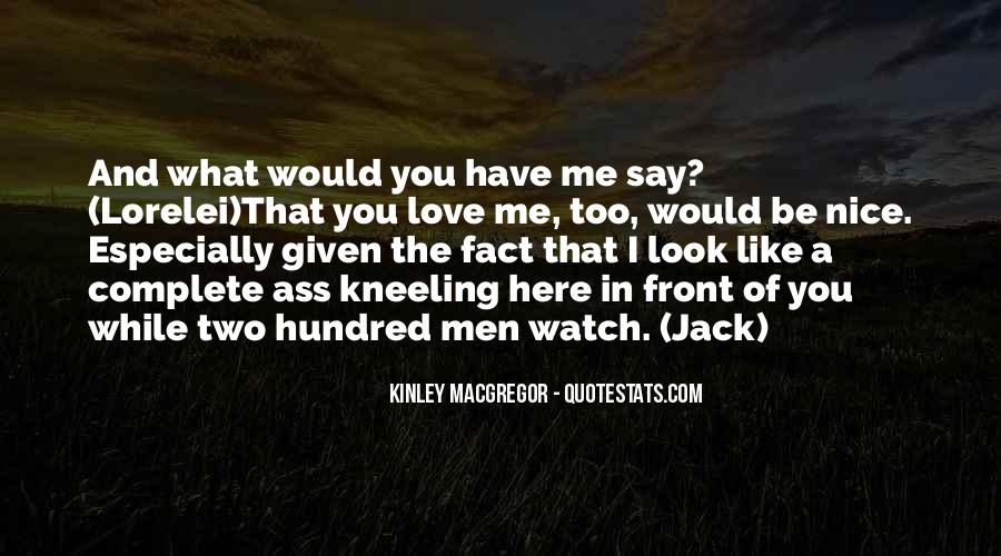 God Watch Over My Son Quotes #15639