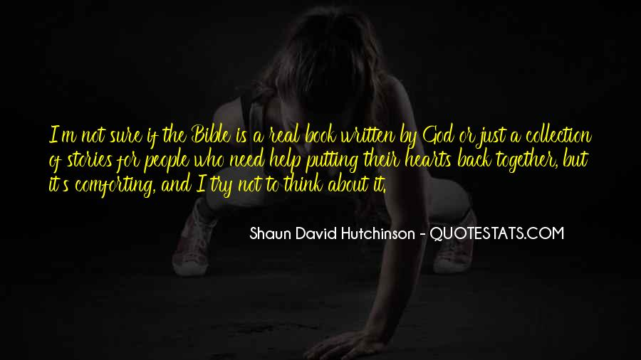 God We Need Your Help Quotes #259595