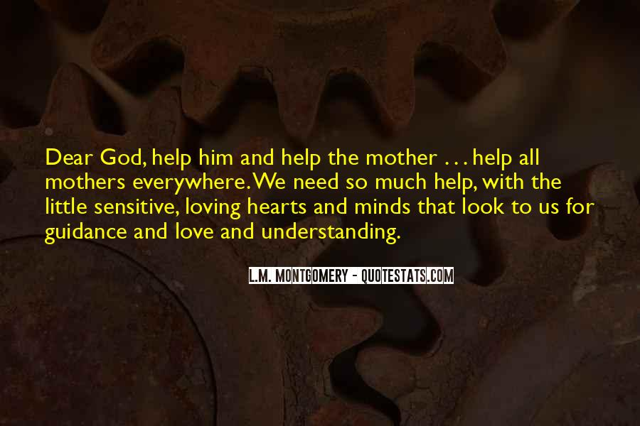 God We Need Your Help Quotes #418743