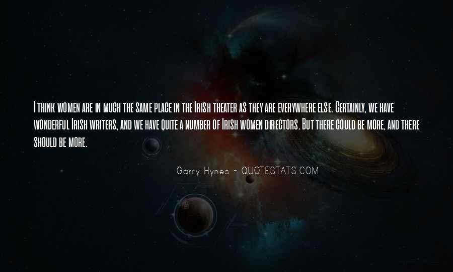 Quotes About Garry #103209