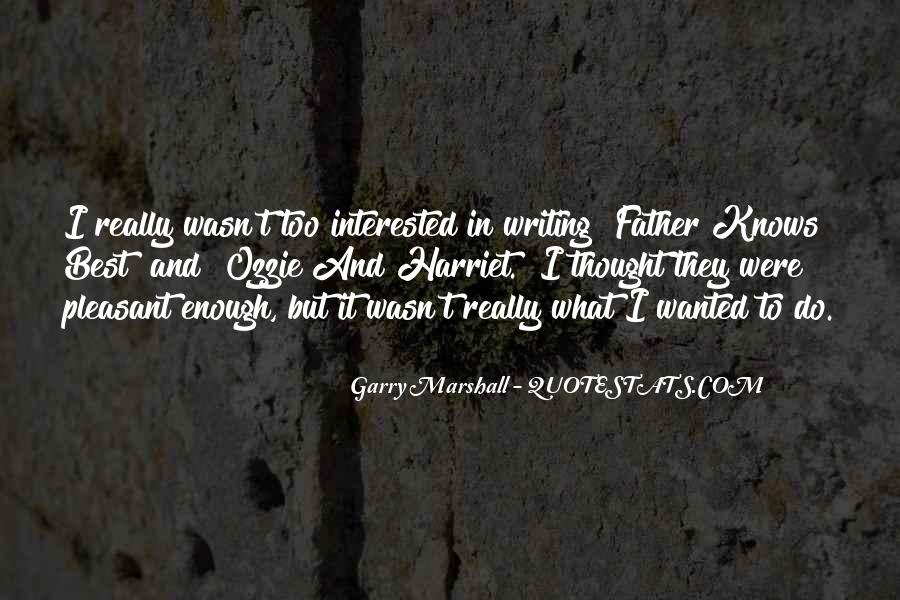 Quotes About Garry #112697