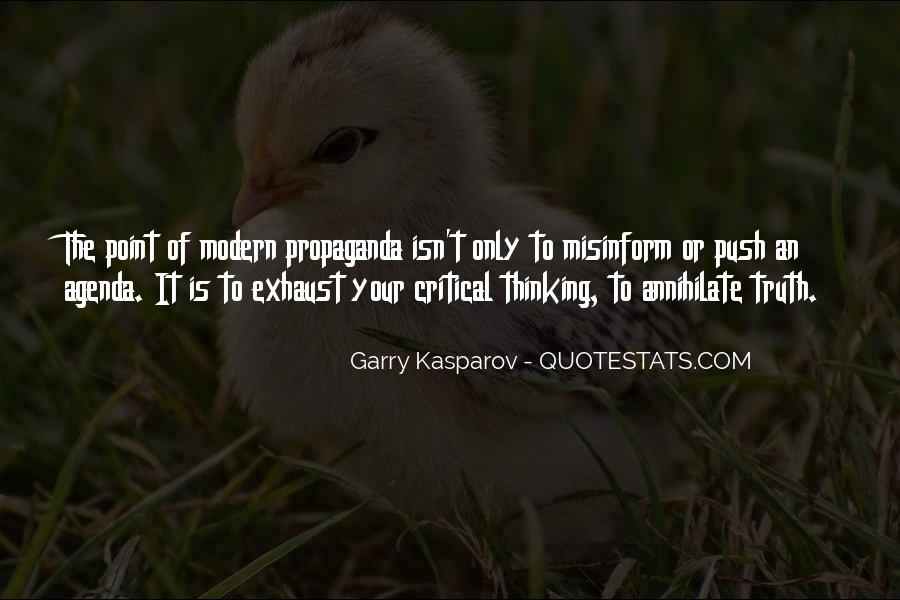 Quotes About Garry #161051