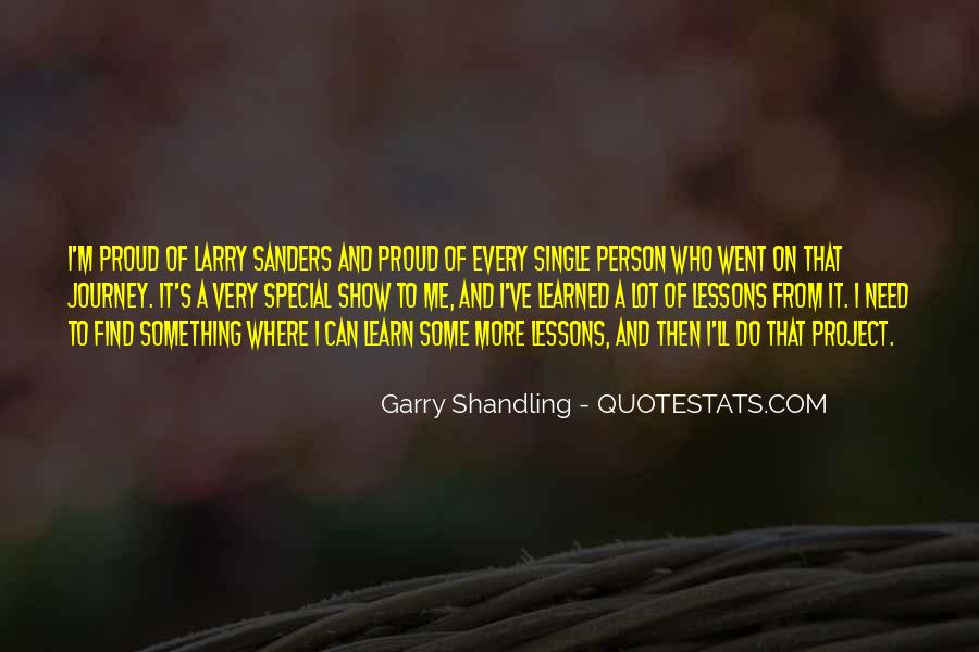 Quotes About Garry #224224