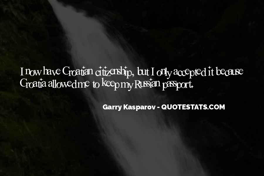 Quotes About Garry #308177