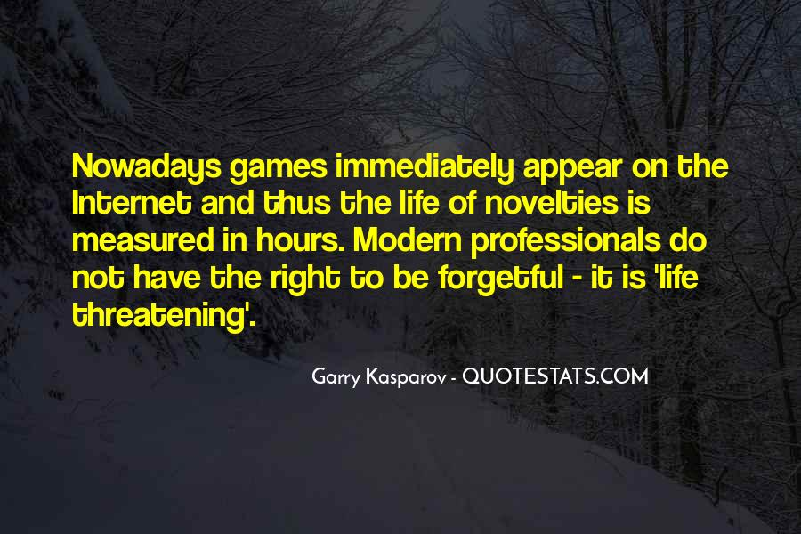 Quotes About Garry #324016