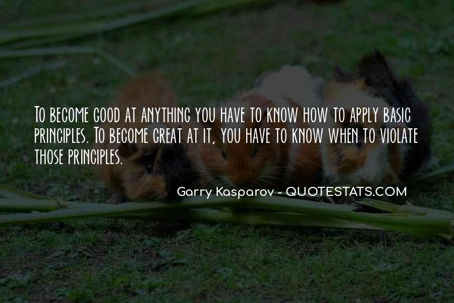 Quotes About Garry #35191
