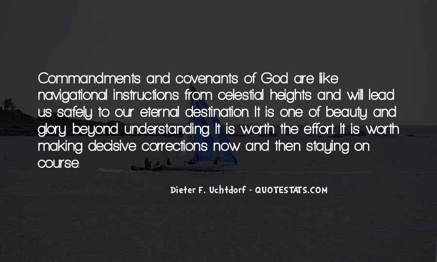 God Will Lead Us Quotes #1227101