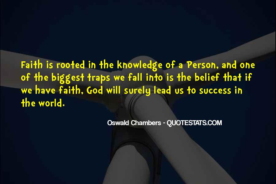God Will Lead Us Quotes #1750062