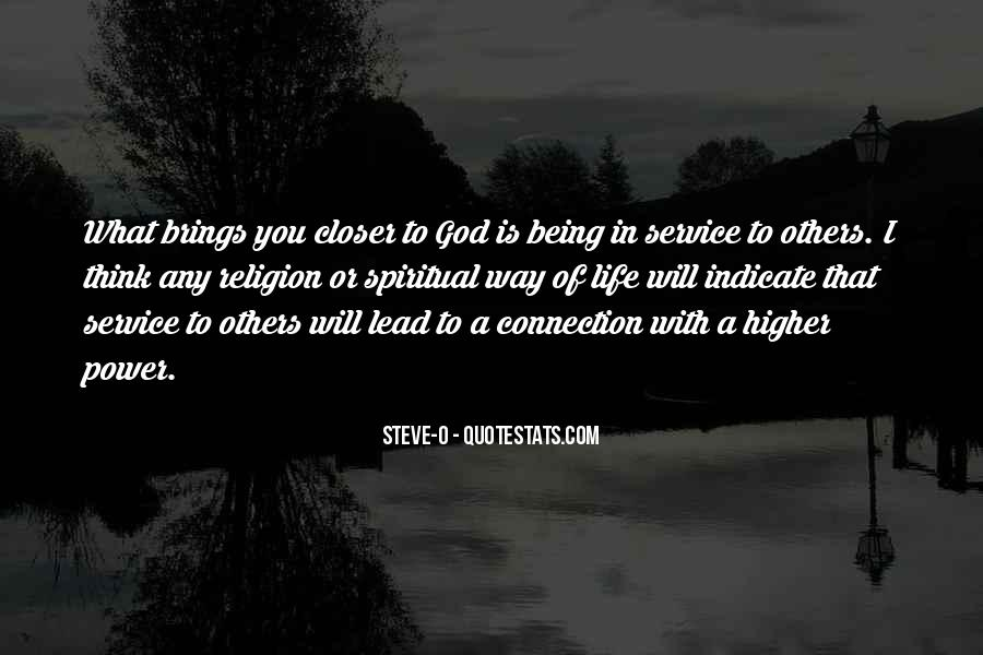 God Will Lead Us Quotes #21705
