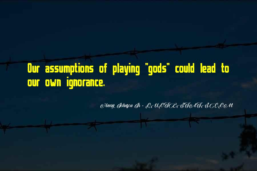 God Will Lead Us Quotes #318440