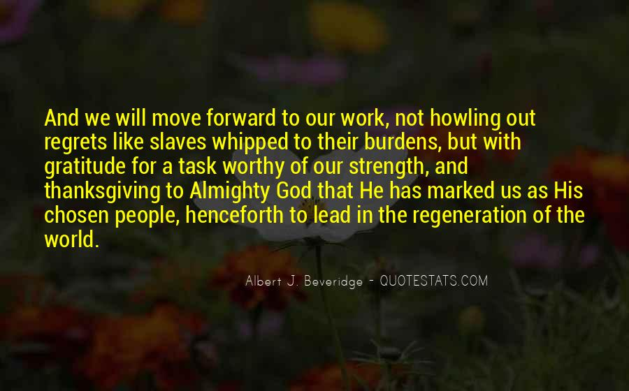 God Will Lead Us Quotes #673820